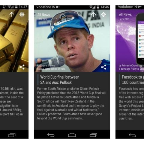 App of the Week: News In Shorts