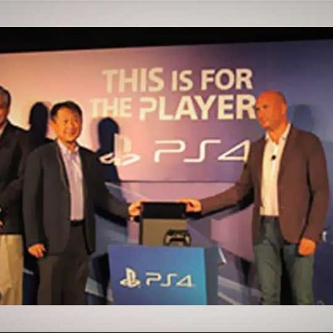 PlayStation 4: First Impressions