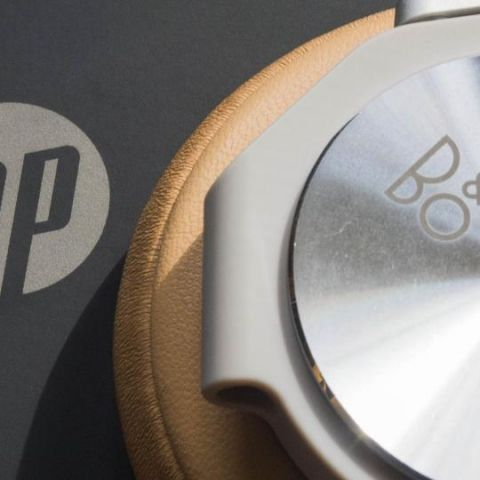 HP partners with Bang and Olufsen for sound tech