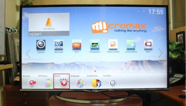 First Look: Micromax 42-inch UHD TV priced at Rs. 39,999