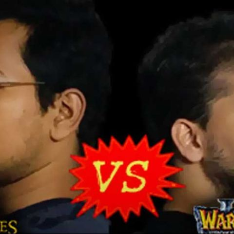 Age of Empires 2 vs WarCraft 3