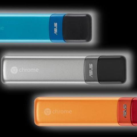 Google unveils Chromebit, Asus-built Chromebook dongle for $100
