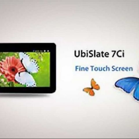 Aakash makers DataWind now eye the US and UK markets with UbiSlate tablets