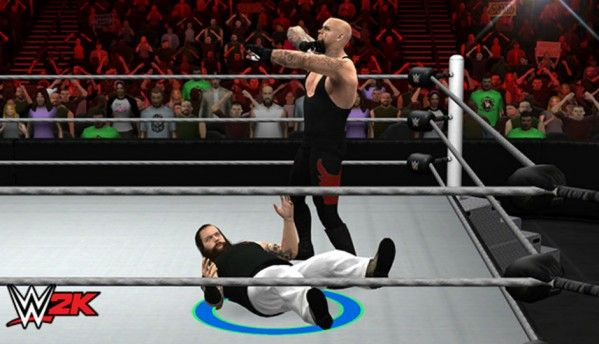 WWE 2K game coming to Android and iOS soon