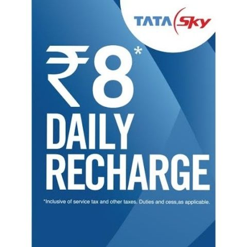 Tata Sky launches 'Daily Recharge' voucher