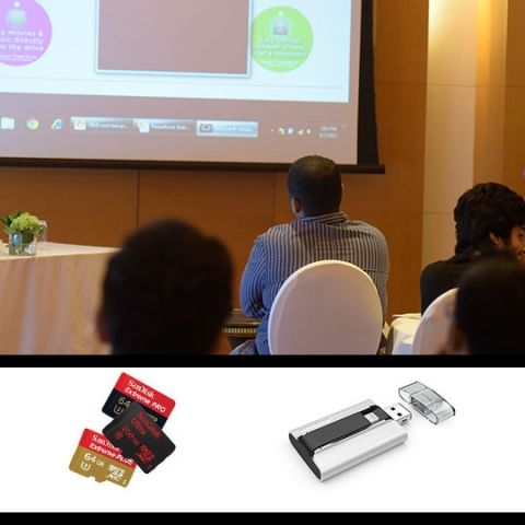 SanDisk launches iXpand for iOS devices, 200GB MicroSD card, Type-C Flash Drive and other mobile memory devices