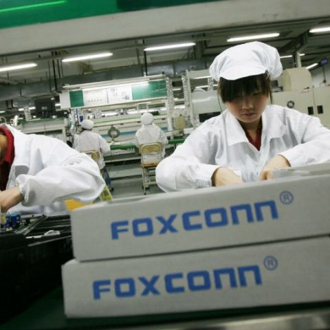 Foxconn may soon manufacture iPhones in India: Reports