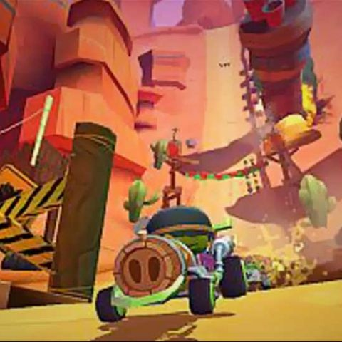 Rovio launches Angry Birds Go racing game for mobile devices