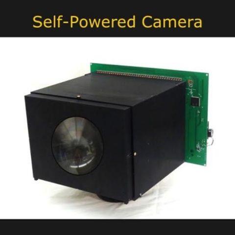 Indian-origin scientist invents self-powered video camera
