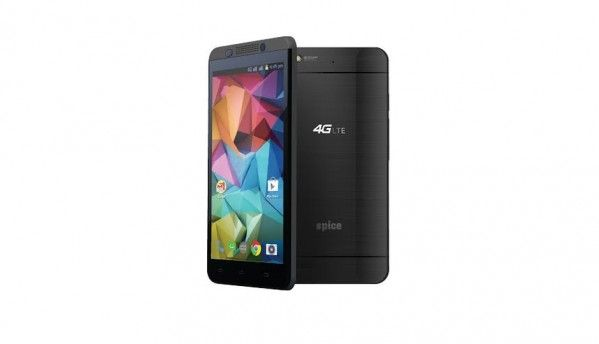 Spice Stellar 519 4G smartphone launched in India at Rs. 8499