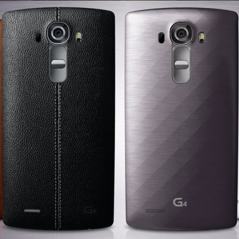 LG G4 debuts with leather back, QHD display and Snapdragon 808 SoC