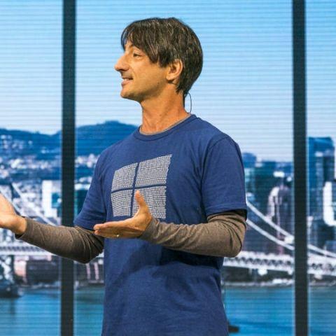 Windows 10 @ BUILD: Continuum, Cortana & apps