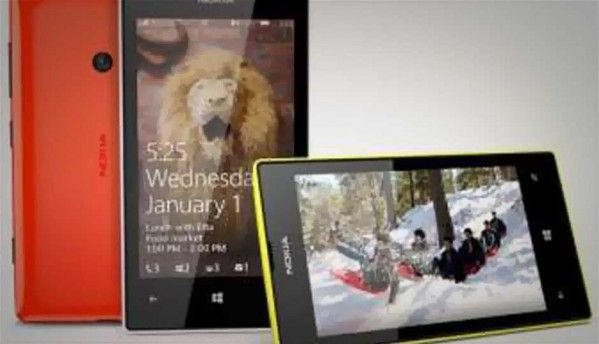 Nokia Lumia 520 gets 1GB RAM, gets relabeled as Lumia 525