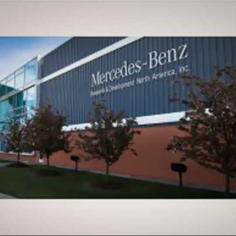 Mercedes Benz heads to Silicon Valley with massive focus on car tech