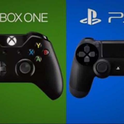 Xbox One vs. PlayStation 4: Tear 'em Down
