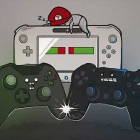 Xbox One vs PS4 at a glance