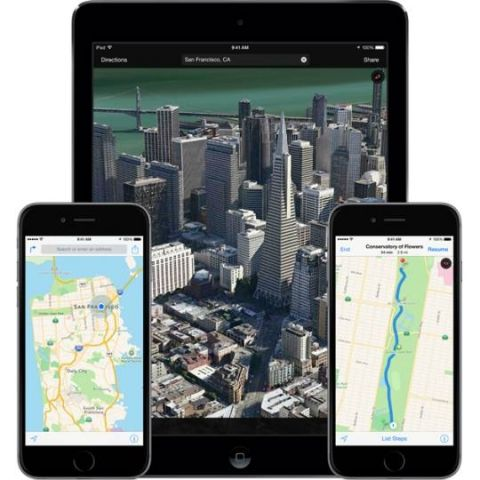 Apple Maps gets turn-by-turn navigation support, new Ride tab for cab bookings in India