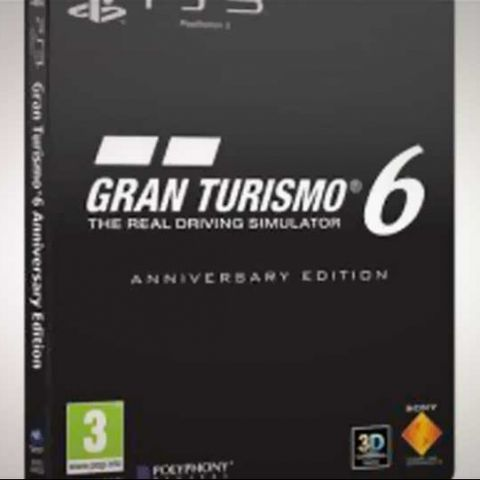 Gran Turismo 6 will use GPS to help you create your own tracks