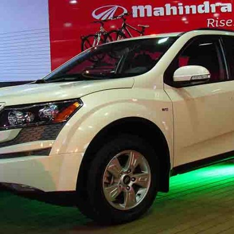 Mahindra XUV500 to be the first Indian car with Android Auto