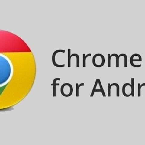 Chrome for Android gets touch to search feature