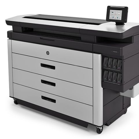 HP launches new printers with PageWide technology