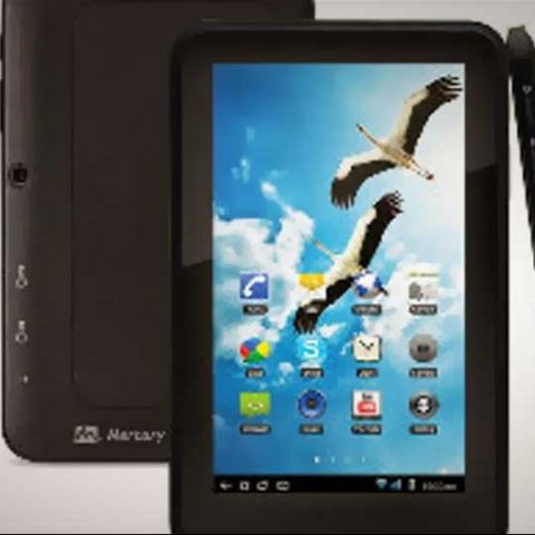 Mercury mTab streaQ Duo dual-SIM Android tablet available for Rs. 10,049