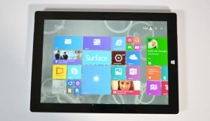 Microsoft Surface 3: In pictures