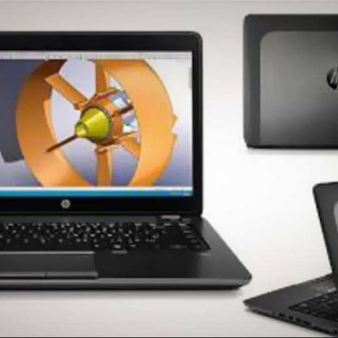 HP launches ZBook 14, 'world's first ultrabook workstation'