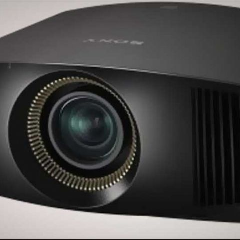 Sony introduces VPL-VW500ES 4K projector for Rs. 7,99,000