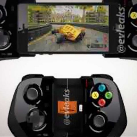 Xbox-style game controller for iPhone leaks