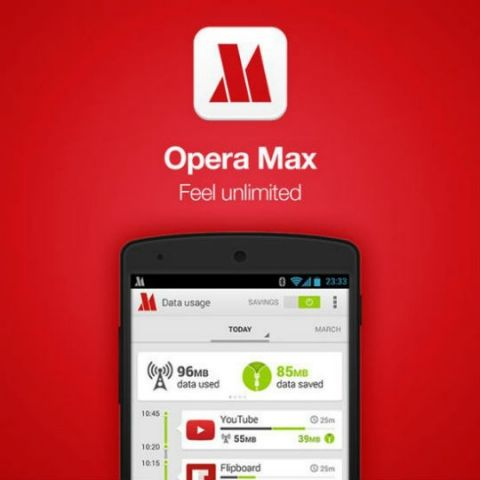 In Focus: Opera Max app