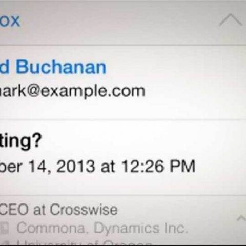 LinkedIn launches 'Intro', shows profiles in your iPhone Mail app