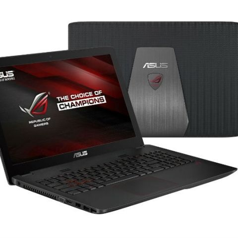 Asus launches ROG GL552 gaming laptop for Rs. 70,999
