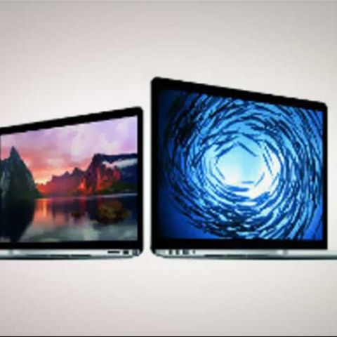 Apple MacBook Pro Retina laptop: The new model vs. the old
