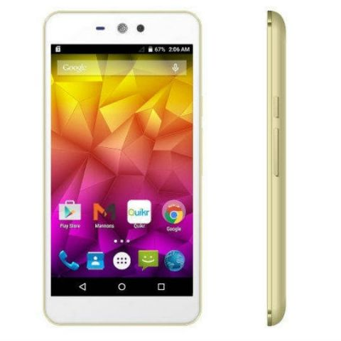 Micromax Canvas Selfie Lens with 0.4x clip on lens for front camera