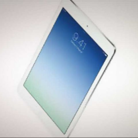 All you need to know about last night's Apple event: iPad Air and the rest