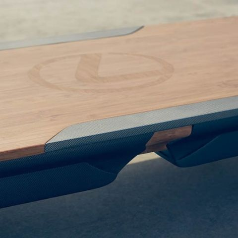 Lexus is reportedly developing a hoverboard - and it works!