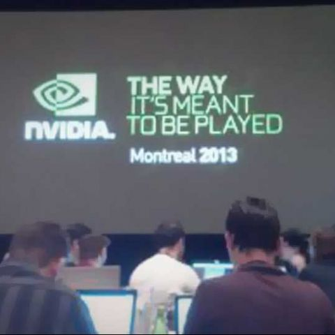 NVIDIA announces Flame Works, Flex and GI Works technologies at Montreal
