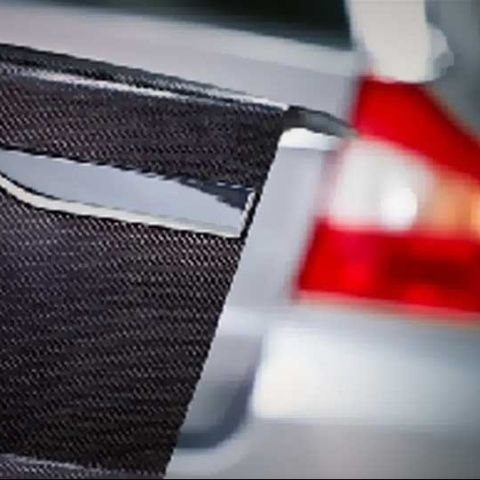 Volvo shows off body panels that can be battery substitutes in electric cars