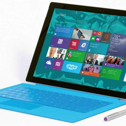 Microsoft to launch the new Surface 4 Pro in October