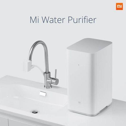 Xiaomi to bring Mi Water Purifier to India 'soon'