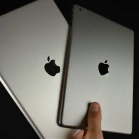 Next gen iPad shows up slimmer, sexier in leaked photos