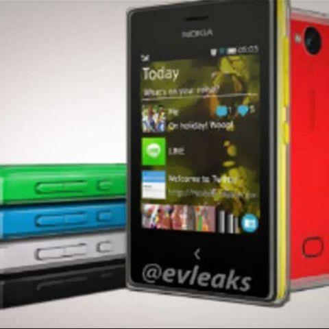 Nokia Asha 503 images leak ahead of official announcement