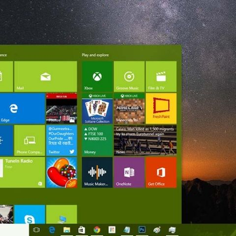 Our Windows 10 experience - first things we noticed about the latest OS