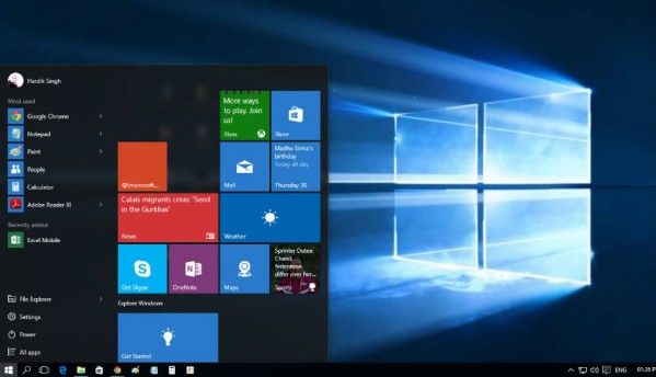 Microsoft could name Windows 10 'Redstone 4' as Spring Creators Update