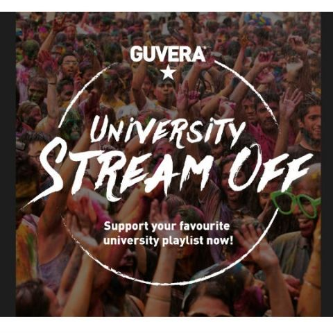 Guvera announces Ultimate 'University Stream Off' contest in India