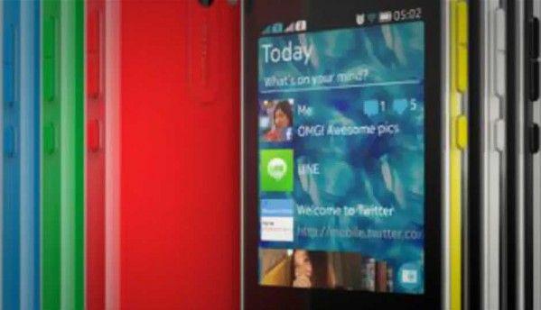 Colourful Nokia Asha 502 smartphones images leaked