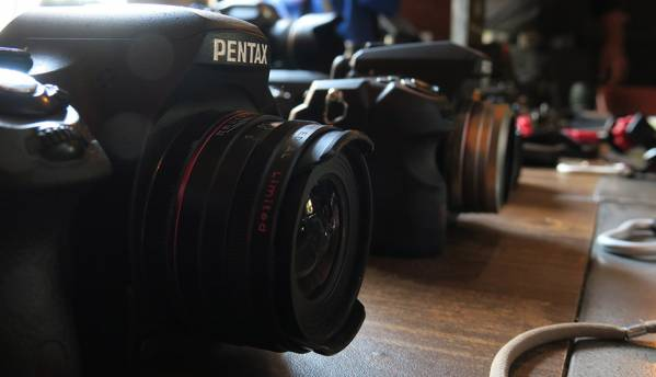 Pentax launches new line of imaging products in India