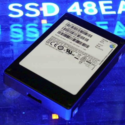 Samsung's 16TB SSD might be the answer for all your storage needs