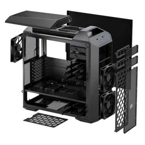 Cooler Master launches MasterCase 5 in India for Rs. 11,999